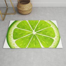 Lime Rug