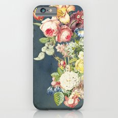 Floral Tribute to Louis McNeice Slim Case iPhone 6