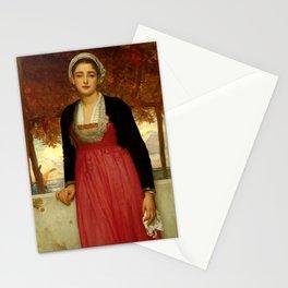 "Frederic Leighton ""Amarilla"" Stationery Cards"