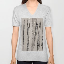 Shadow Branches Unisex V-Neck