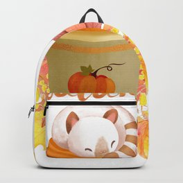 Hello Autumn Backpack