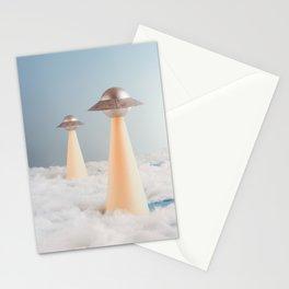 Cloud Harvester Stationery Cards