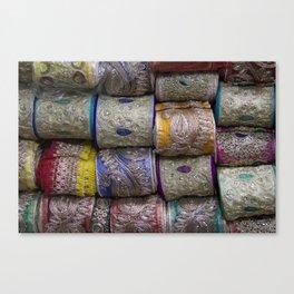 Lace Market Canvas Print