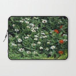 Tiny Flowers Laptop Sleeve