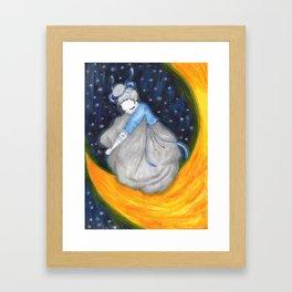 Moon Dreams Framed Art Print