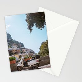 The Italian Transport Stationery Cards