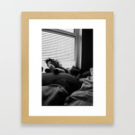 Cherish your Childhood Framed Art Print