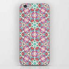 Watercolor Boho Dash 1 iPhone & iPod Skin