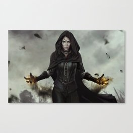 The Witcher 3 Canvas Print