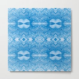 Phillip Gallant Media Design - Pattern XIII June 21 2020 By Phillip Gallant Metal Print