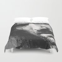 aragorn Duvet Covers featuring Aragorn by Alba Palacio