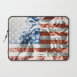 Native Americans in the United States Laptop Sleeve