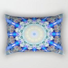 Mandala element air Rectangular Pillow