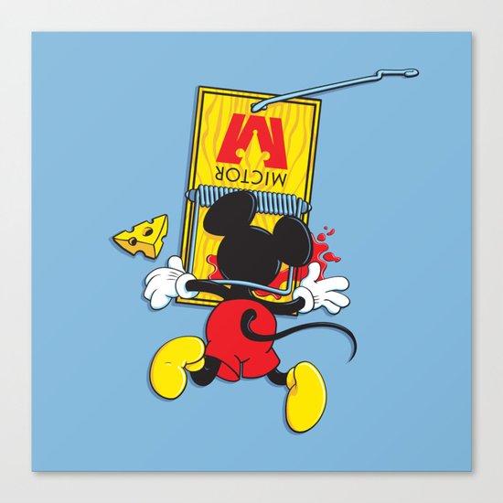 A Better Mousetrap Canvas Print