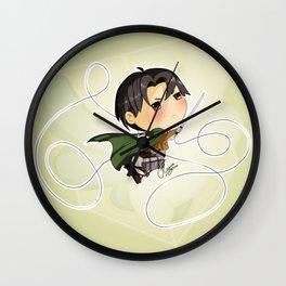 Rivaille Hei-chibi-chou Wall Clock