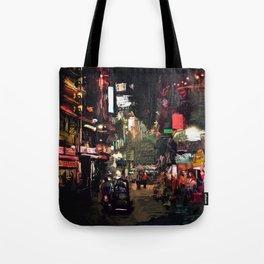 Calle x GV Tote Bag