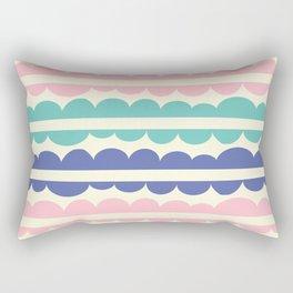 Mordidas Pop Rectangular Pillow