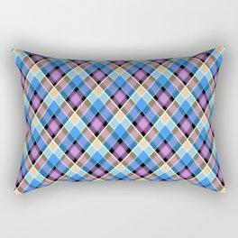 Plaid 11 Rectangular Pillow