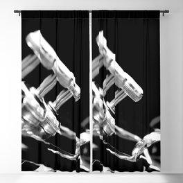 Music Speaks Blackout Curtain
