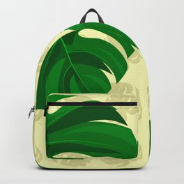 foglie 01 Backpack