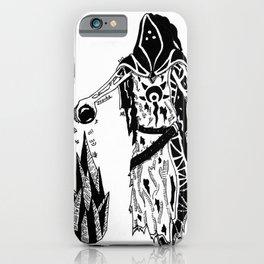 Summoning the Crystal God iPhone Case