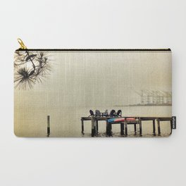 For the Love of Norfolk Carry-All Pouch