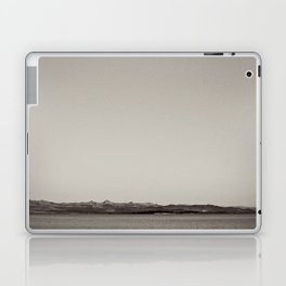 Old School Black & White Landscape Laptop & iPad Skin
