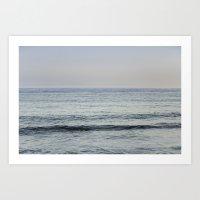 Waterscape #3 Art Print