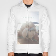 Oliver at the beach Hoody