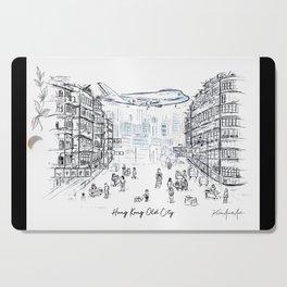 Hong Kong Old Kowloon City Cutting Board