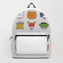 Super Dogs Backpack