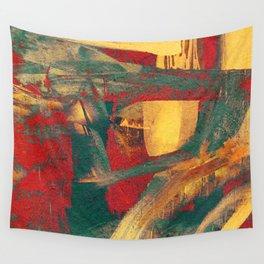 Boi de Piranha Wall Tapestry