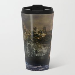 Storm Front On The Seafront Travel Mug