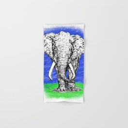 Tusk Hand & Bath Towel