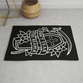 Don't Fear the Reaper Rug
