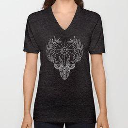 Sacred Deer Wapiti Unisex V-Neck
