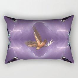 Birber. Bird Uber. Rectangular Pillow