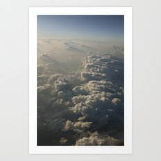 Above The Clouds No.1 Art Print