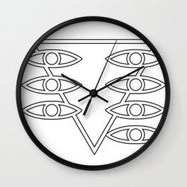 Evangelion Lilith Wall Clock