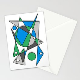 Abstract #83 Stationery Cards