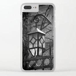 Beautiful lamp Clear iPhone Case