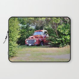 1950 Ford F100 Laptop Sleeve