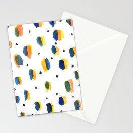 Canaries Stationery Cards