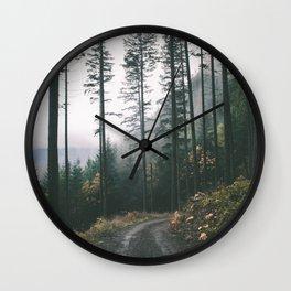 Drive IX Wall Clock