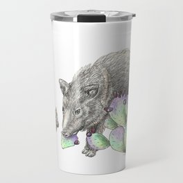 Javelina Family Travel Mug