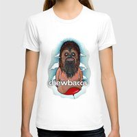 chewbacca T-shirts featuring CHEWBACCA by Morbix