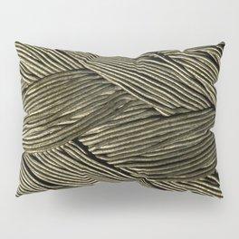 Steel Braided Strap 2 Pillow Sham