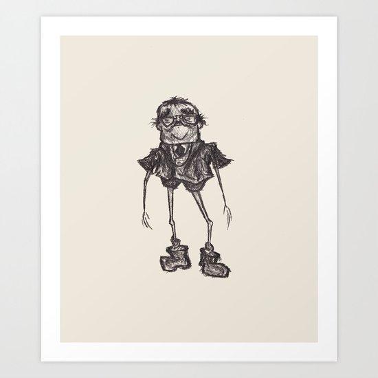 Wanchancy Art Print