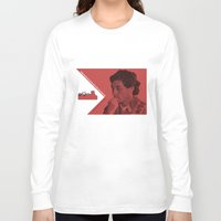 senna Long Sleeve T-shirts featuring Ayrton Senna 1960-1994 by design.declanhackett