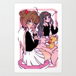 Cardcaptor Sakura Art Print